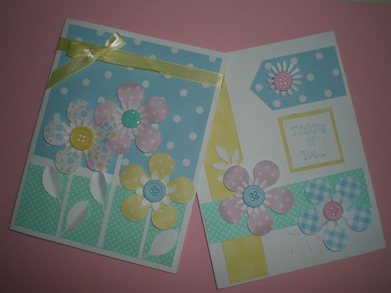 Pastel cards