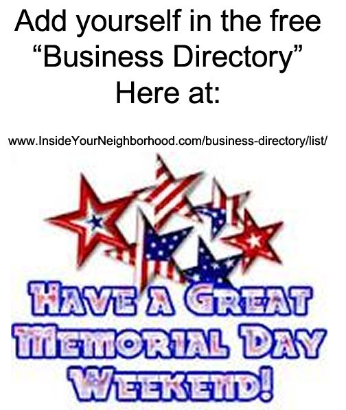 memorial day business greetings