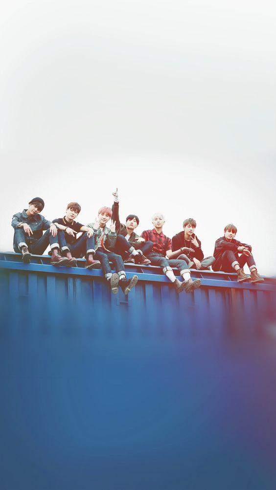 BTS wallpaper for phone  Bangtan Boys BTS  Pinterest  BTS