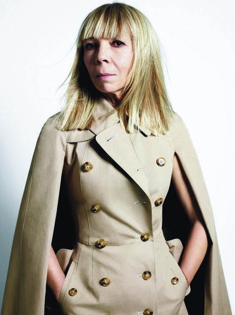 Penelope Tree. What a trench!