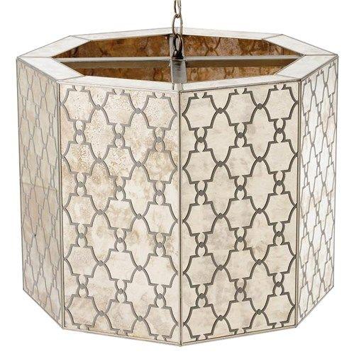 Hex Pendant Lamp Jolie Medium gorgeous