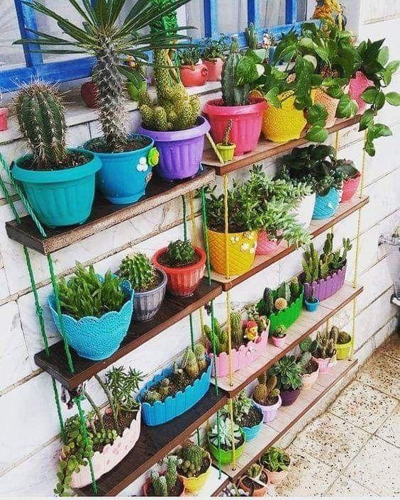 32 Awesome Easy Diy Garden Design Ideas To Build Your Dreamy Garden Hcylife Blog Tiny Garden Ideas Diy Garden Decor Garden Decor