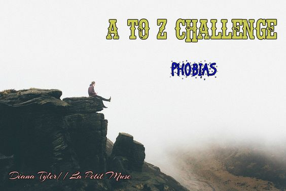 Phobia Challenge: I