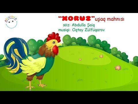 Xoruz Usaq Mahnisi Youtube Grinch Rooster Animals