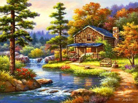 podzim v obraze...Autumn in the image ... (88 pieces)