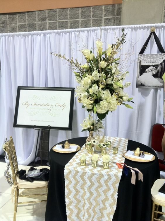 Wedding Planner Bridal Show Booth Ideas : Bridal show booths booth and on