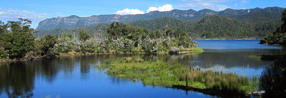 Die Strecke um den Lake Waikaremoana ist einer von Neuseelands Great Walks.