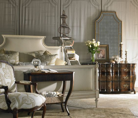 M Fatheree Interiors Carries Products By Hickory White For Sherrill Furniture We Love How This