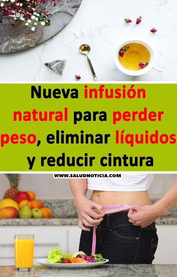 recetas naturales para reducir la cintura