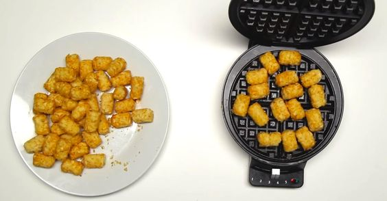"""I love waffles just as much for their delicious taste as their doughy, geometric flair. Which is why this video is so awesome… From brownie bites to quesadillas, the folks at Buzzfeed tried some tasty experiments, all in the name of waffling. """"Can You Waffle It"""" is a culinary exploration of all things waffle maker!!... View Article"""