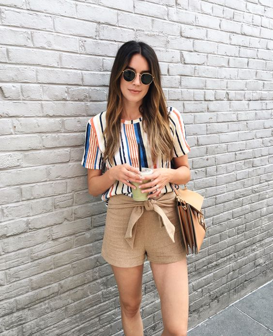 Top 5 Striped Tops: