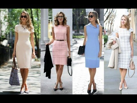 Vestidos Casuales Para Damas De 40 Anos