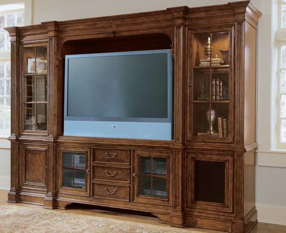 Universal Entertainment Wall Units And Tv Consoles Home