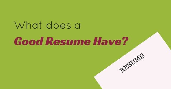 Reasons Why do you need to Write more than one #Resume Interview - i need a resume