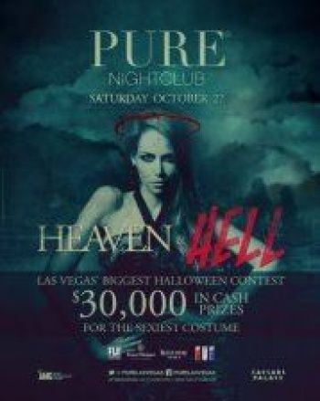 Heaven and Hell Pure Las Vegas