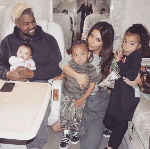 Whoops Kim Kardashian And North Kanye West And Kim Kim Kardashian Family