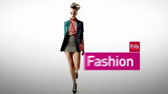 FRIIS - Shopping i front on Vimeo