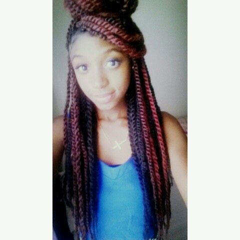 Marley twists, Twists and Medium on Pinterest