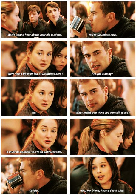 Like a bed of nails. (gifset: http://divergencedaily.tumblr.com/post/92532103151)