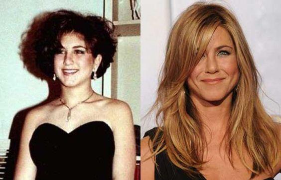 Jennifer Aniston as a Teenager | Veja Como Mudaram: 13 Celebridades Na Adolescência