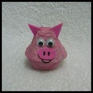 pig - egg carton