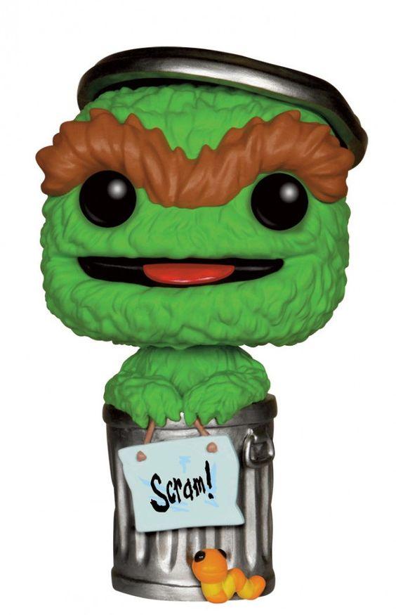 POP - Sesame Street - Oscar the Grouch Fig. Spielwaren Figuren Verschiedene…