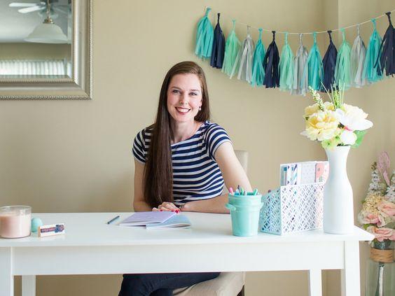 Ashley Shelly budgeting and financial freedom