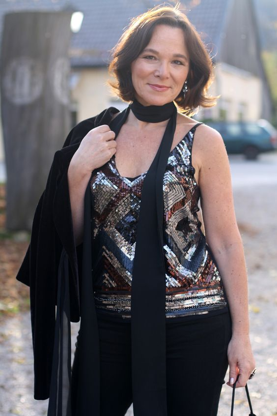 Lady of Style: Partylook