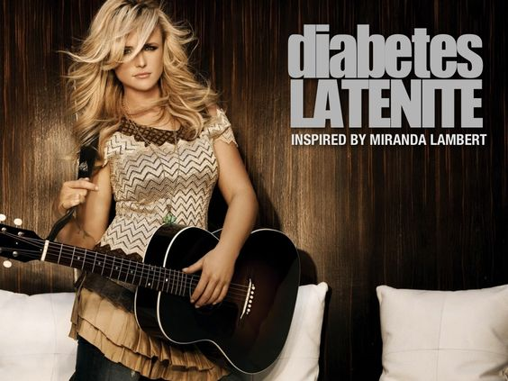 TONIGHT: Diabetes Late Nite podcast Inspired by Miranda Lambert, 6 PM, EST. Hosted by Mr. Divabetic and featuring the Charlie's Angels of Outreach. TUNE IN: http://www.blogtalkradio.com/divatalkradio1/2014/08/12/diabetes-late-nite-inspired-by-miranda-lam