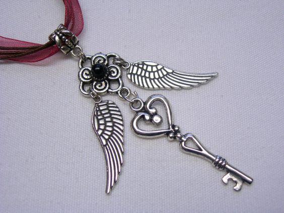 Love Inspirations Flying Key To My Heart by boricuatreasures, $11.99