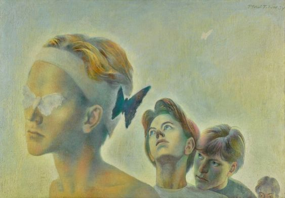 """""""Excelsior"""" by Pavel Tchelitchew, 1934"""
