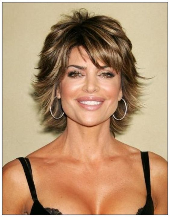 Short Hairstyles For Fine Hair Over 50 - Fashion Hairstyles ...