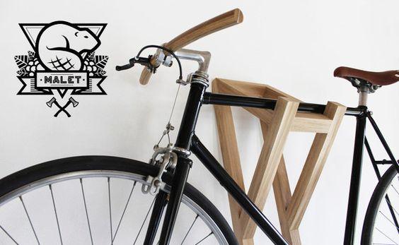 租屋族專用單車架 - DECOmyplace - 居家佈置,室內設計,居家風格