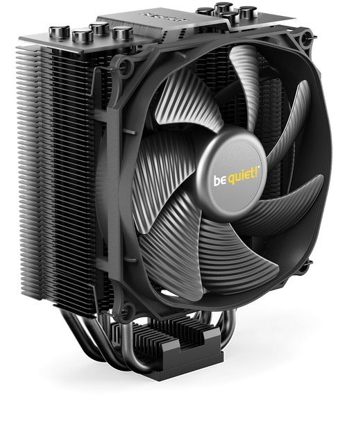 Be Quiet Dark Rock Slim Cpu Cooler Review Cooler Reviews Gaming Station Graphic Card