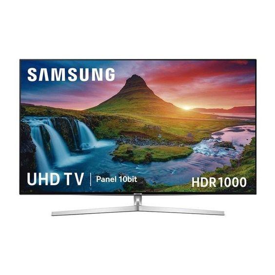 Samsung Tv Led 139 7 Cm 55 Samsung Ue55mu8005 Uhd 4k Hdr 1000 Smart Tv Wi Fi Samsung Tv Samsung Uhd Tv