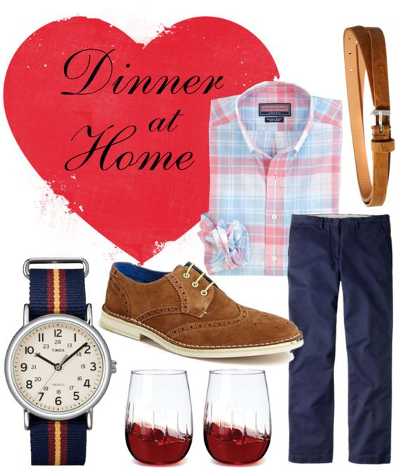20 Cool Valentine's Day Outfits Combinations for Men: