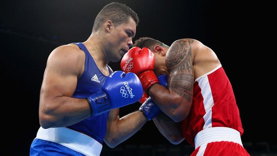 Tony Yoka beat GB's Joe Joyce to a gold medal