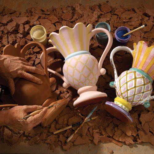 MacKenzie-Childs - Trophy Vase