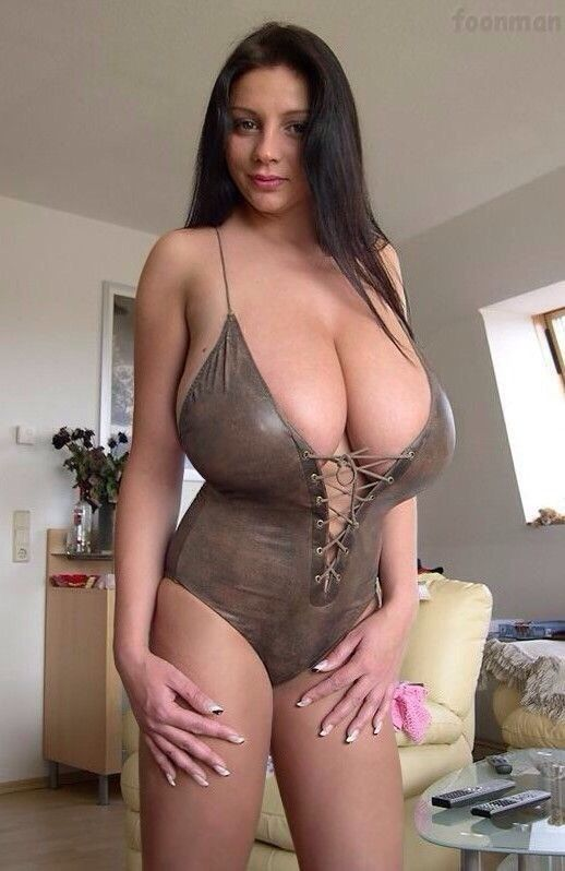 Big perfect cleavage