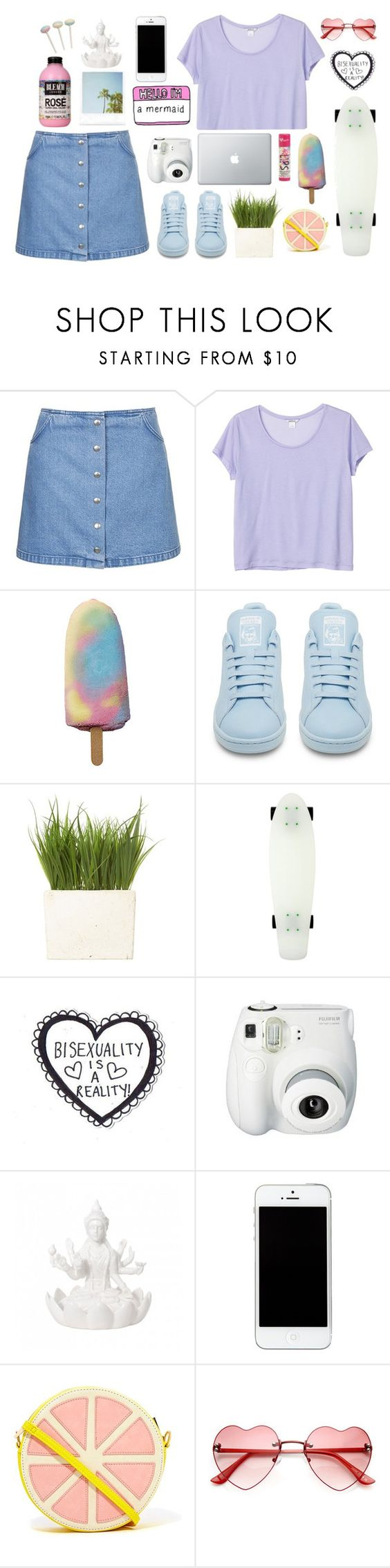 """820"" by rttt5zzrrtrrrttttrtttisilovesyou ❤ liked on Polyvore featuring Topshop, Monki, adidas, Linea, Roxy, Imm Living, Nila Anthony, Aéropostale, women's clothing and women's fashion"