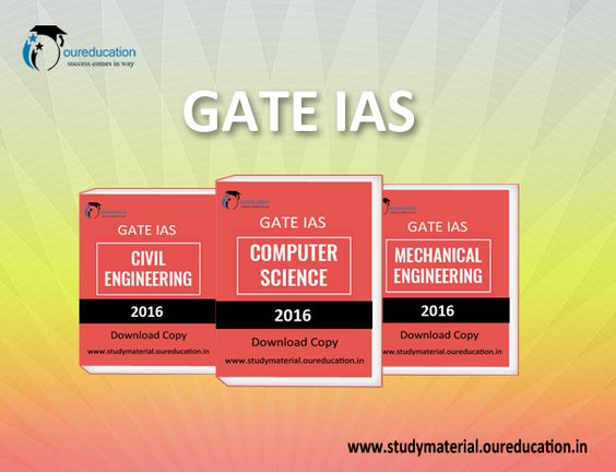 Get GATE IAS Booklets