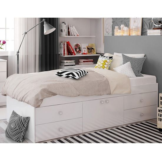 Chile Modern Fabric Bed In Grey With Wooden Legs Furniture In Fashion Upholstered Bed Frame Upholstered Beds Adjustable Beds