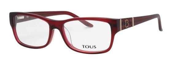 TOUS 720 #Tous #Gafas #GafasGraduadas #GafasDeVista  #Mujer  #EyeLenses #EyeGlasses #Eyewear  #Woman