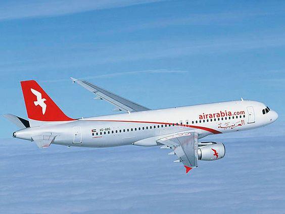 Air Arabia se pose à Salalah