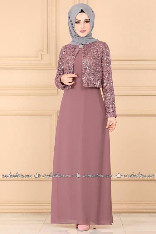Tesettur Abiye Tesettur Abiye Elbiseler Ve Fiyatlari Chiffonshorts Pakaian Pesta Pakaian Wanita Gaun Perempuan