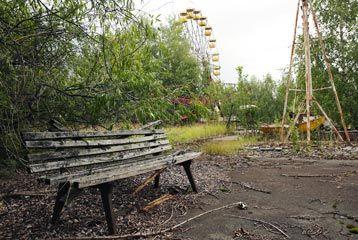 Tchernobyl, Ukraine