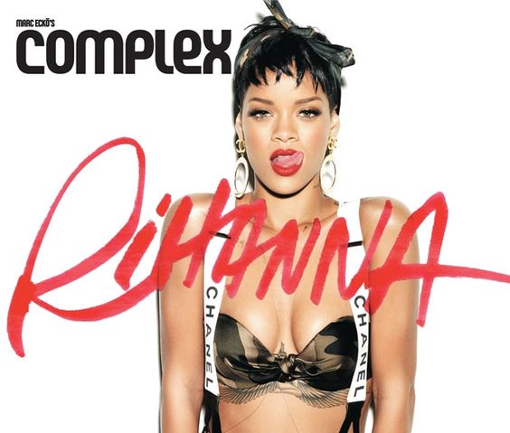 Rihanna covers Complex Magazine (15 Pictures including Bonus Polaroids)