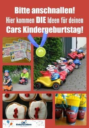Cars Kindergeburtstag Cars Kindergeburtstag Kindergeburtstag