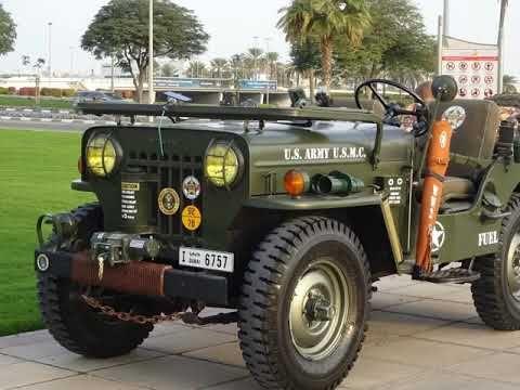 Willys Dubai M38 Youtube In 2020 Willys Willys Jeep Jeep Cj