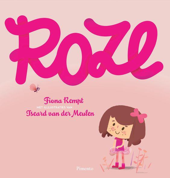 Voor kleine meisjes die van veel roze houden. Verschijnt in november 2012